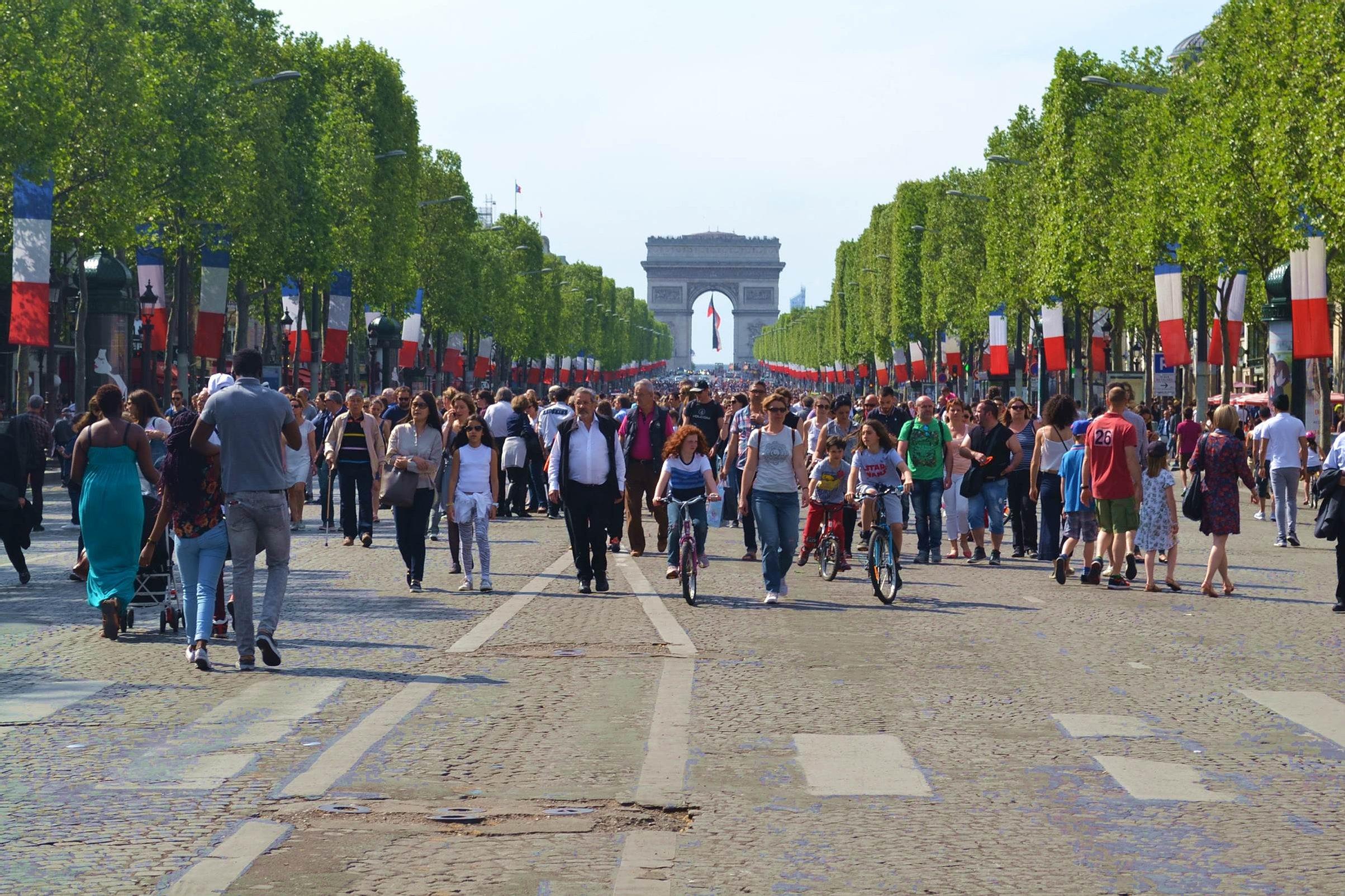PARIS: o que fazer, dicas e roteiro de 5 dias na capital francesa